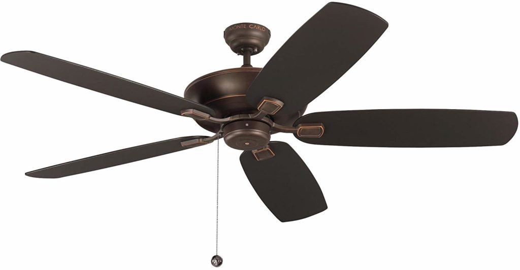 Monte Carlo Damp Fan Review